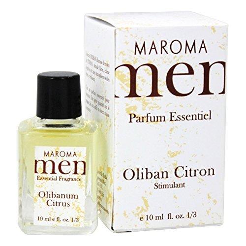 Men Olibanum Citrus Fragrance Maroma 10 ml Liquid