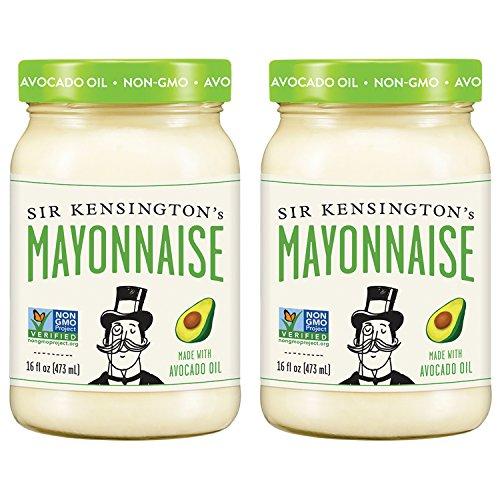 Sir Kensingtons Mayonnaise, Avocado Oil, 16 Fl Oz, 2 Pack