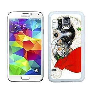 diy phone casePersonalized Design Christmas Dog White Samsung Galaxy S5 Case 8diy phone case