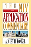 1 and 2 Kings (The NIV Application Commentary)