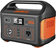 Jackery Portable Power Station Explorer 500, 518Wh Outdoor Solar Generator Mobile Lithium Battery Pack with 11