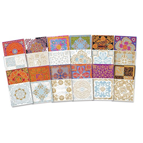 Roylco R-15210 Origami Fancy Papers, 0.13