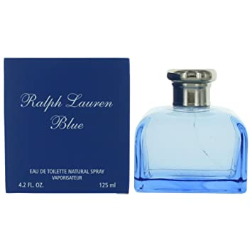f6dddfa653 Amazon.com : Ralph Lauren Blue Perfume by Ralph Lauren for Women. Eau De  Toilette Spray 4.2 oz / 125 Ml : Beauty