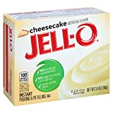 jello instant pudding mix - Jell-O Cheesecake Instant Pudding Mix 3.4 Ounce Box (Pack of 6)