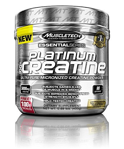 MuscleTech Platinum 100% Creat...
