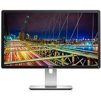 Dell P2415Q Display Port+HDMI 3840x2160 24 Monitor, Black (Certified Refurbished)
