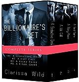 The Billionaire's Bet - Boxed Set (Erotic Romance)