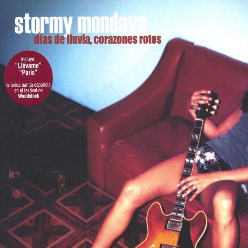 Amazon.com: Días de lluvia, corazones rotos: Stormy Mondays: MP3