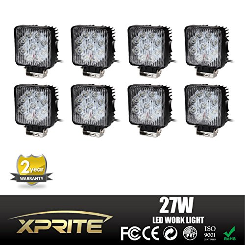 Xprite 4 inch lumens Off Road 8 Pack product image