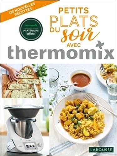 livre cuisine du monde thermomix