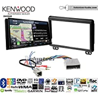 Volunteer Audio Kenwood Excelon DNX994S Double Din Radio Install Kit with GPS Navigation Apple CarPlay Android Auto Fits 2004-2006 Ford Expedition, Lincoln Navigator