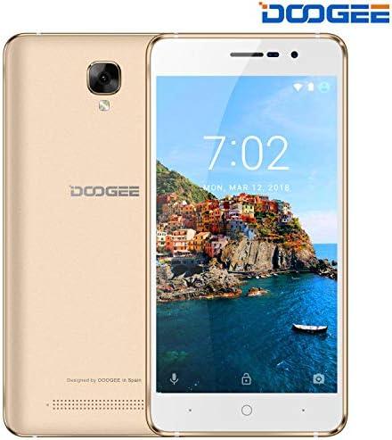 DOOGEE X10S Telefono Movil Libres 5.0 Pulgadas IPS, Dual SIM ...