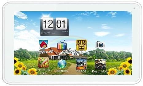 Brigmton BTPC-902-B 4GB White - Tablet (IEEE 802.11n ...