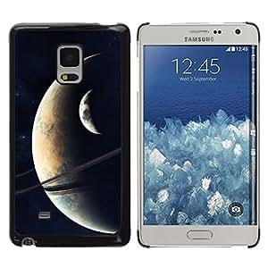 LECELL -- Funda protectora / Cubierta / Piel For Samsung Galaxy Mega 5.8 9150 9152 -- Space Planet Galaxy Stars 19 --