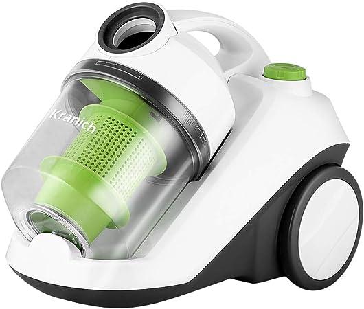 Aspirador ciclonico para hogar sin bolsa aspiradora de mano potente 800W: Amazon.es: Hogar