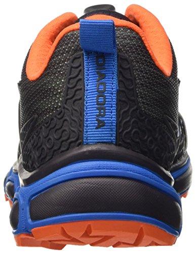 Diadora Trail Race, Scarpe da Corsa Unisex-Adulto Multicolore (Dk Smoke/Azzurro Sogno)