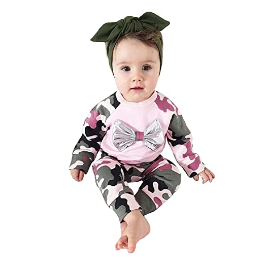 81aa83e5e017 Amazon.com  Baby Kids Outfits