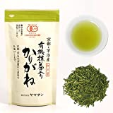 CHAGANJU- Japanese Kukicha Twig Loose Leaf Green Tea with Matcha Powder, JAS Organic (100g Bag)