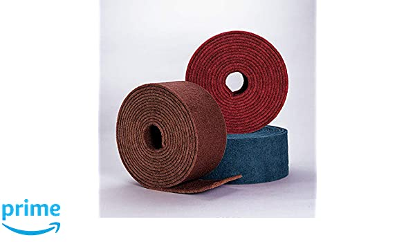 Standard Abrasives S//C Buff and Blend GP Roll 830026 2 per case 6 in x 30 ft S VFN