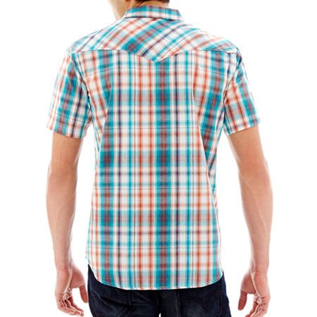 Manches Homme Levi's Chemise Casual Courtes qCC7wY