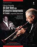 img - for All Star Band Plus Orchestral Backgrounds For Trumpet Inspired By Miles Davis Bk/CD (Music Minus One Trumpet) book / textbook / text book