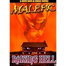Malefic/Raising Hell: B-Movie Theatre Drive-In Double Feature