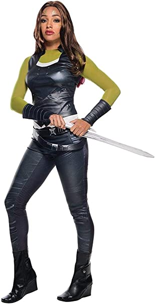 Rubies Guardians Of The Galaxy Vol. 2 Womens Gamora Costume XS