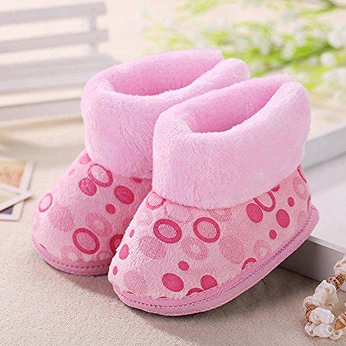 Chaussons unisexe doux et chauds pour bébés Chaussures pour bébés, H