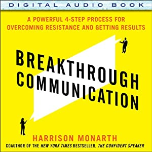 Breakthrough Communication Audiobook