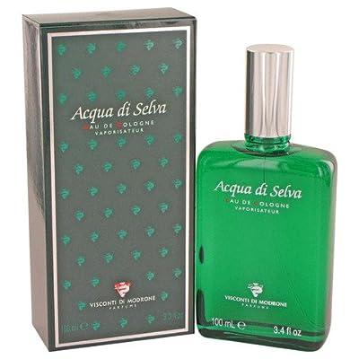 Aqua Di Selva By Visconte Di Modrone Eau De Cologne Spray 3.4 Oz: Everything Else