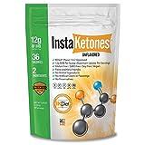 InstaKetones® 12g BHB +Calcium Per Scoop (Unflavored) (90 Servings) Exogenous Ketones (2.83 lbs)