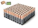 Batteries Best Deals - Duracell DuraLock Coppertop Alkaline Batteries Plus Free Gift, Choose Your Pack (20 AA)