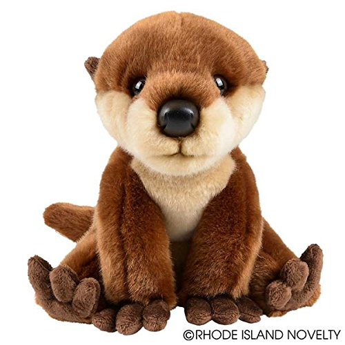 Heirloom Floppy River Otter Plush