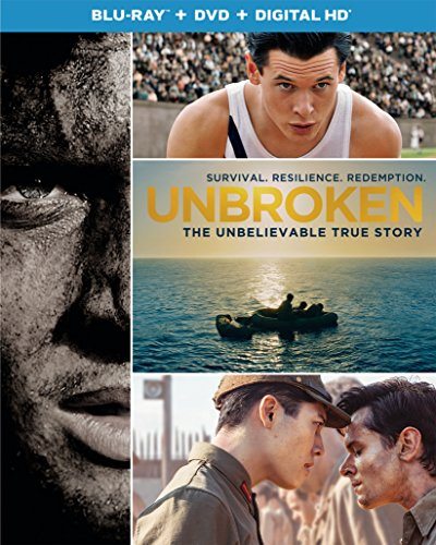 Unbroken (Blu-ray + DVD + DIGITAL HD with UltraViolet)