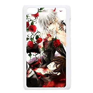ipod 4 White Vampire Knight phone case cell phone cases&Gift Holiday&Christmas Gifts NVFL7A8826628