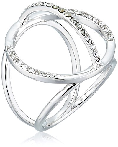 - Judith Jack Sterling Silver Cluster Drop Earrings
