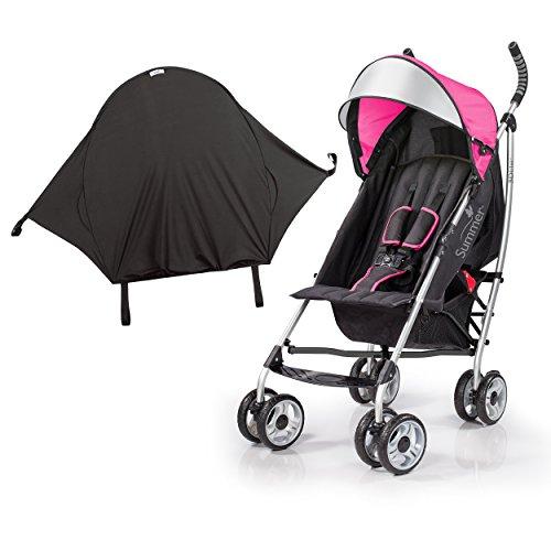 3D Flip Summer Stroller - 7