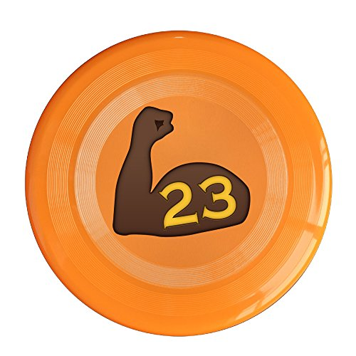 AOLM Basketball Player #23 Outdoor Game Frisbee Flying Discs (Steve Kerr Halloween)