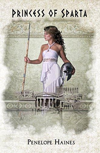 Cover image Princess of Sparta: A