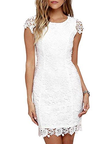 ガラガラグリルウィザードGlamaker DRESS レディース US サイズ: XL カラー: ホワイト