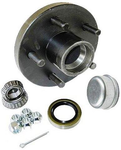 """5 HOLE HUB 1-1/4"""", Manufacturer: MARTIN WHEEL, Manufacturer Part Number: H812-AD, Stock Photo - Actual parts may vary. primary"""