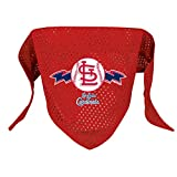 Hunter MFG St. Louis Cardinals Mesh Dog Bandana, Small