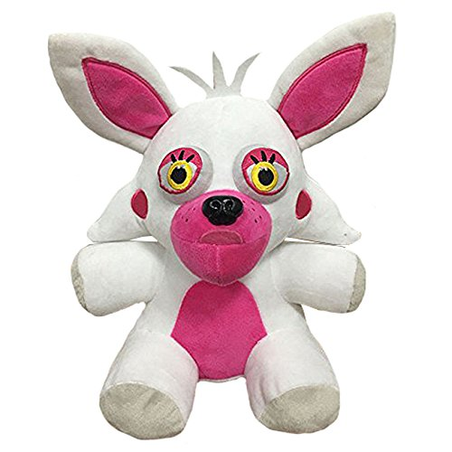 Bond Villain Costumes (New Rare FNAF Inspired Mangle Funtime Foxy Plush Doll)