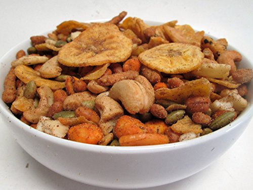 Chili Crunchy Snack Mix 2 pound bag, Candymax-5% off purchase of 3 any items, free shipping!
