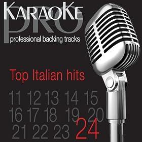 Un amore cos� grande (Karaoke Version In the Style of Mario del Monaco)