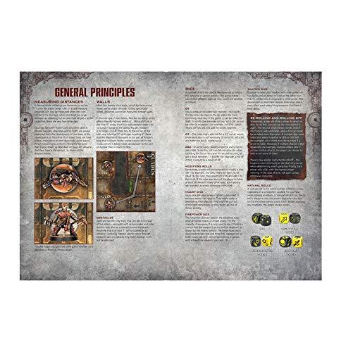 Necromunda Rulebook (Hardback)