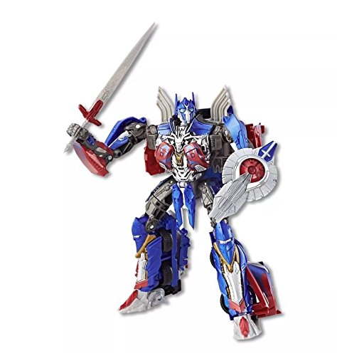 2017 SDCC HASBRO Transformers The Last Knight Optimus Prime Burning Rubber Ed. by Transformers (Image #2)