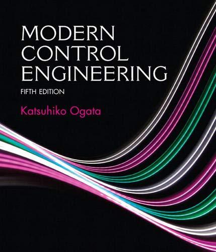 Modern Control Engineering (5th Edition)