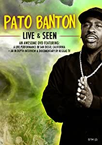 Banton, Pato - Live And Seen