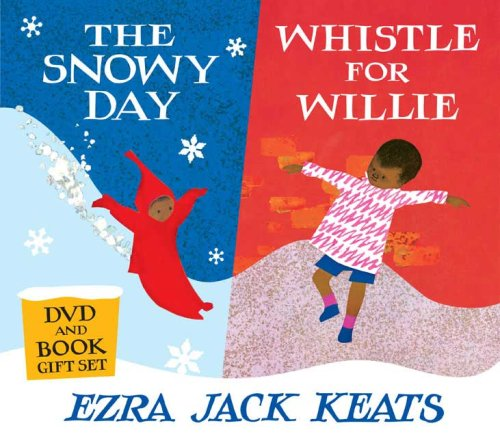 The Snowy Day/Whistle for Willie DVD & Book Gift Set (Ezra Jack Keats Snowy Day)
